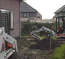 Aanleg tuinen